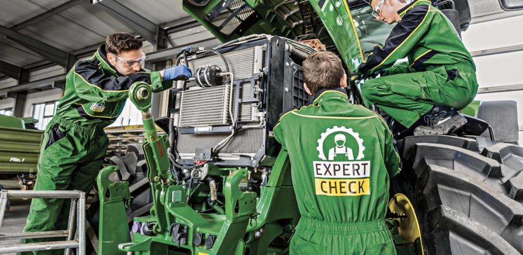 Expert Check - John Deere