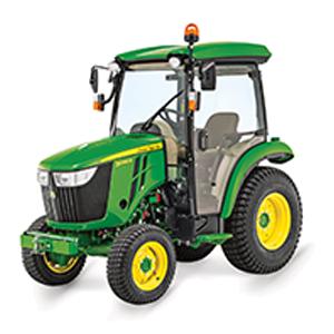 Compact tractoren