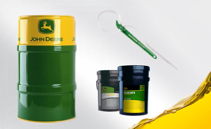 John Deere - smeermiddelen